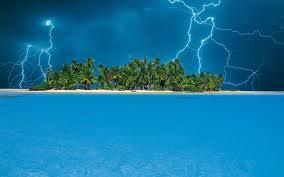 island lightening