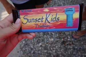 Sunset kids tri 124
