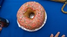 donut cake