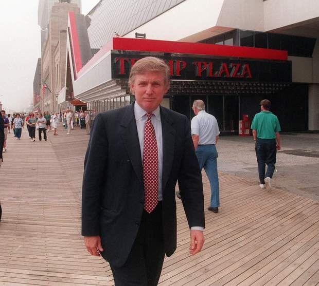 Trump Taj Mahal  Atlantic City NJ White House Subs